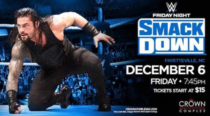 WWE to tape Tribute to the Troops with SmackDown December 6