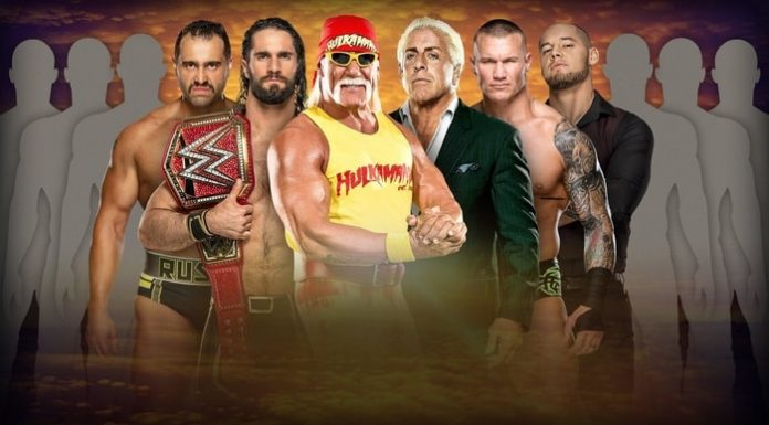 Crown Jewel match