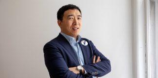 Andrew Yang AEW