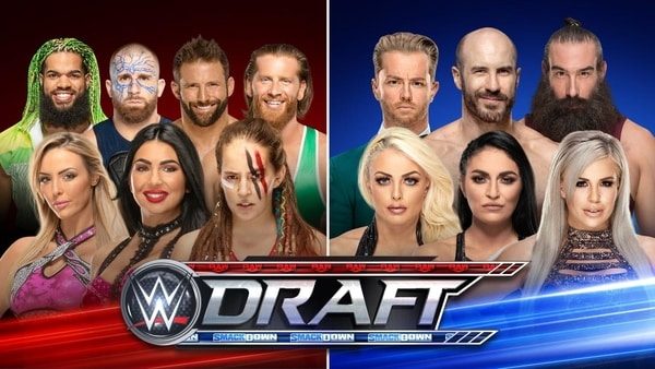 Additional WWE Draft picks