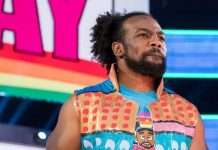 Xavier Woods injured
