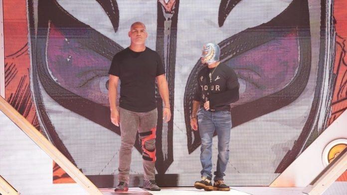 Mysterio and Velasquez