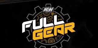 AEW Full Gear card