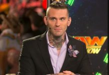 Corey Graves travel schedule and relationship