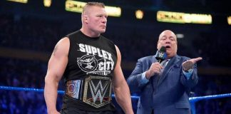 Brock Lesnar reportedly is moving to Raw, appearance confirmed for Monday