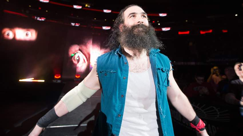 WWE issue statement on passing of Luke Harper
