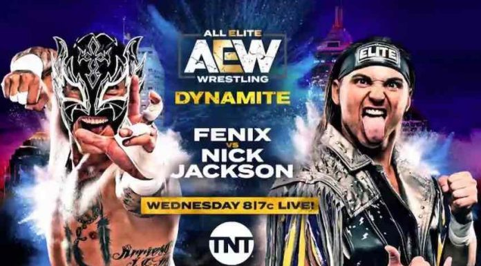 """Dream Match"" announced for AEW Dynamite this Wednesday on TNT"