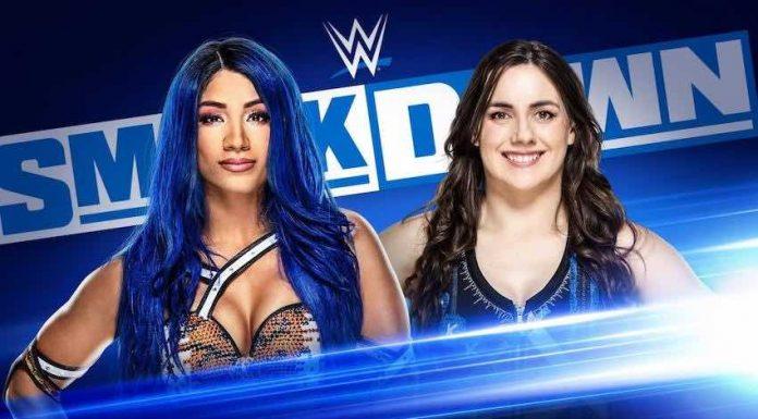 Sasha Banks returns to face Nikki Cross on SmackDown
