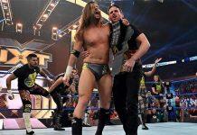 NXT Stars at Raw