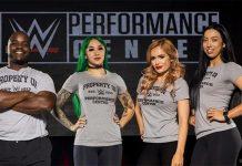 New WWE recruits