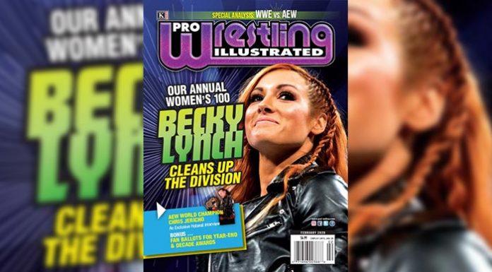 Becky Lynch PWI Top 100