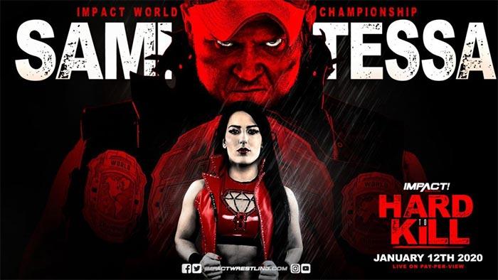 Impact World Title match