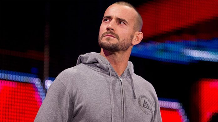 CM Punk returns to WWE