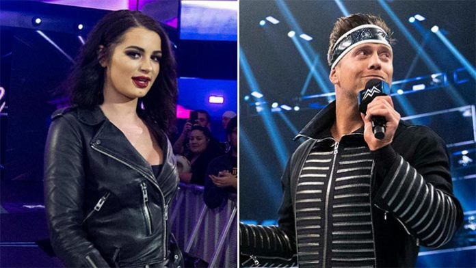 Paige and Miz sign extensions