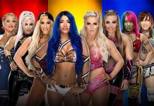 Survivor Series card