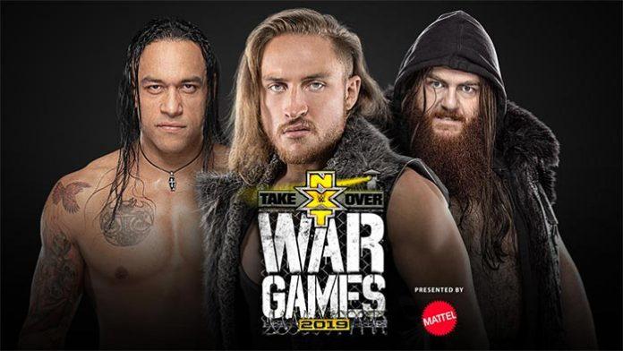 NXT Title on Survivor Series
