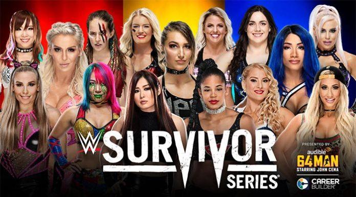 Updated Survivor Series card