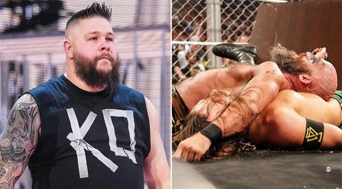 NXT TakeOver: WarGames III Results