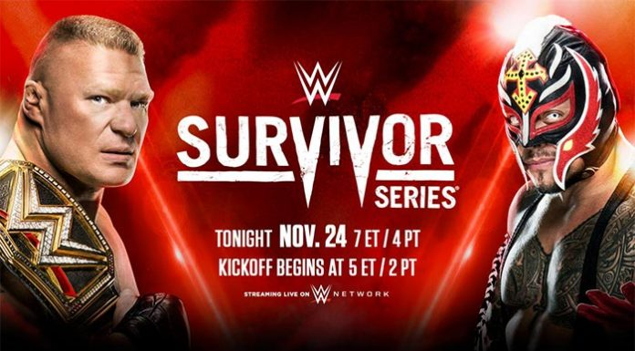WWE Survivor Series Preview