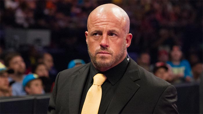 Joey Mercury vs. ROH