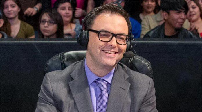 Mauro Ranallo to miss NXT