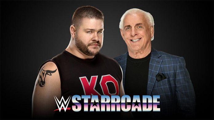 WWE Starrcade updated card
