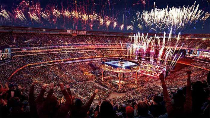WrestleMania revenue