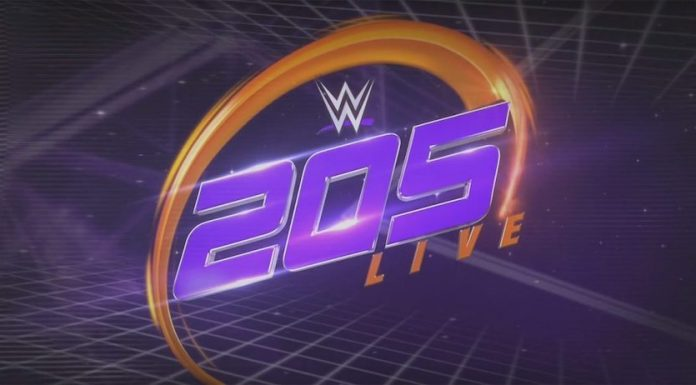 24/7 Title to be defended on tonight's 205 Live
