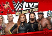 WWE Holiday Tour returns to Madison Square Garden December 26
