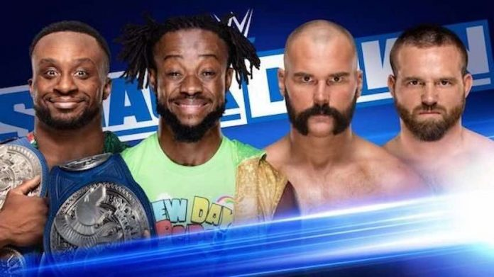 WWE SmackDown Preview for November 15, 2019