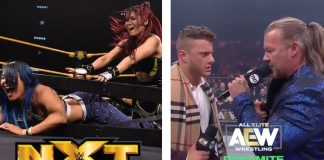 AEW and NXT Ratings