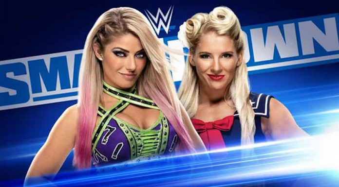"""""""A Moment of Bliss"""" returns this week on Friday Night SmackDown"""