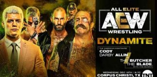 New tag team match announced for this Wednesday's episode of Dynamite