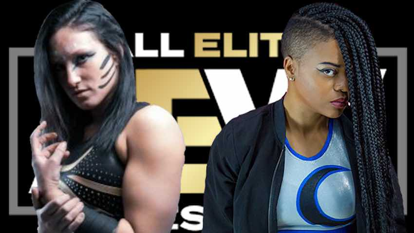 AEW announces the official signings of Big Swole and Kris Statlander