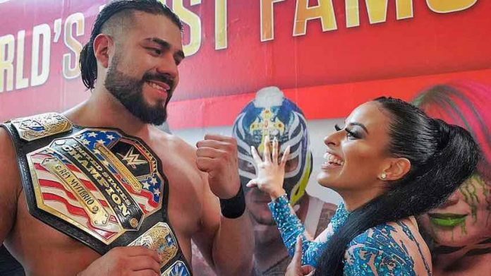 Andrade wins US Title at WWE Live MSG Event
