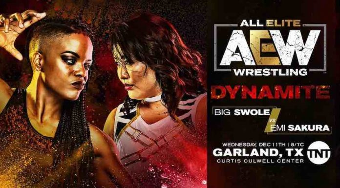 AEW announces new women's match for this Wednesday's show
