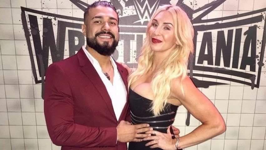 Charlotte Flair and Andrade reporteldy have applied for new trademarks