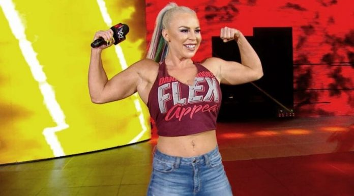 Dana Brooke signs new five-year extension with WWE