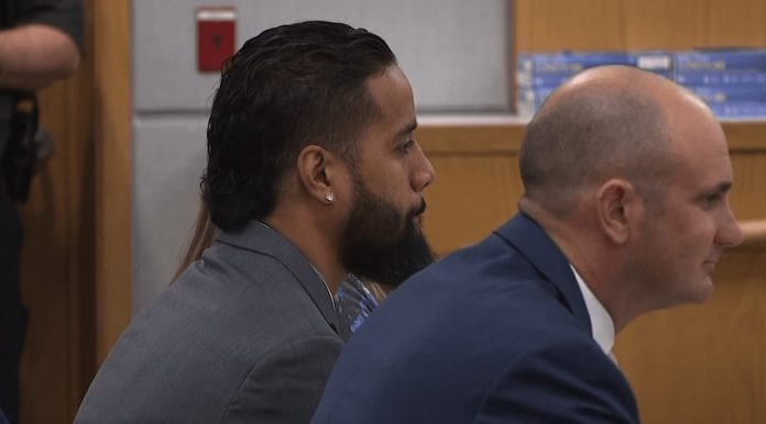 Jimmy Uso found not guilty for Florida DUI case
