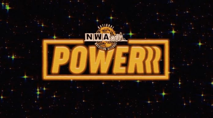NWA Powerrr TV Tapings