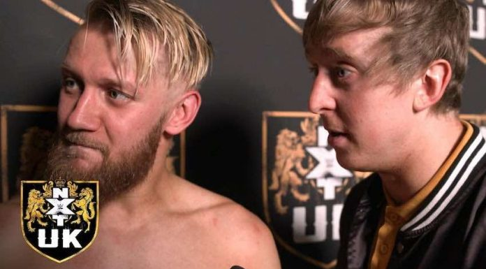 NXT UK stars announce they will be purchasing Pro Wrestling Chaos