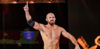 Oney Lorcan signs new multi-year contract with WWE