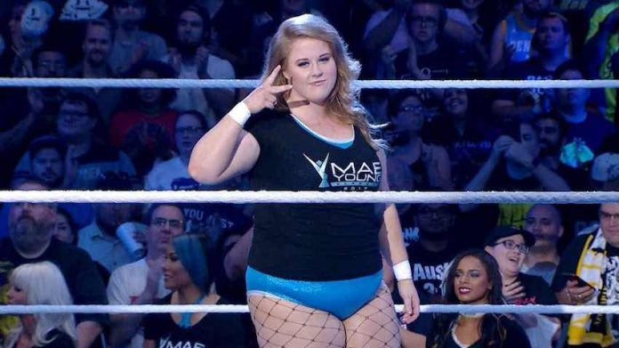 WWE UK star Piper Niven reveals she suffered from Bell's Palsy