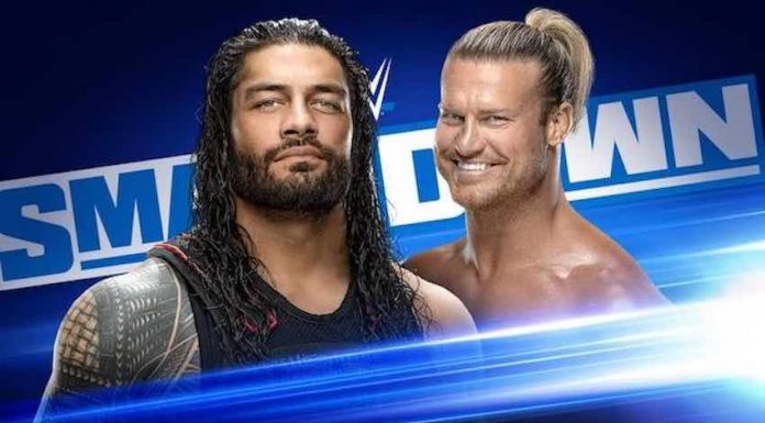 Roman Reigns vs. Dolph Ziggler for FOX's New Year's Eve special