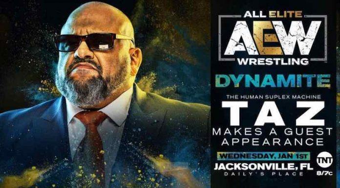 AEW to appear on Dynamite next Wednesday January 1, 2020