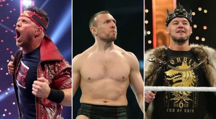 #1 Condenter's Triple Threat Match set for Friday's WWE SmackDown