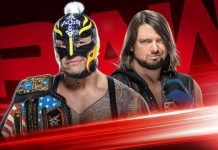 WWE United States Title Match announced for Raw this Monday