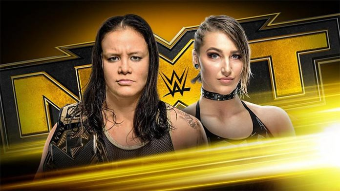 Upcoming NXT matches
