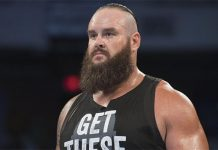 Braun Strowman dealing with injury