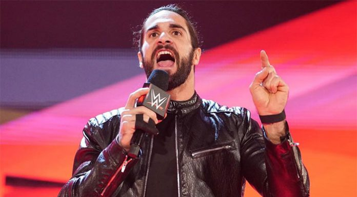 Seth Rollins injured